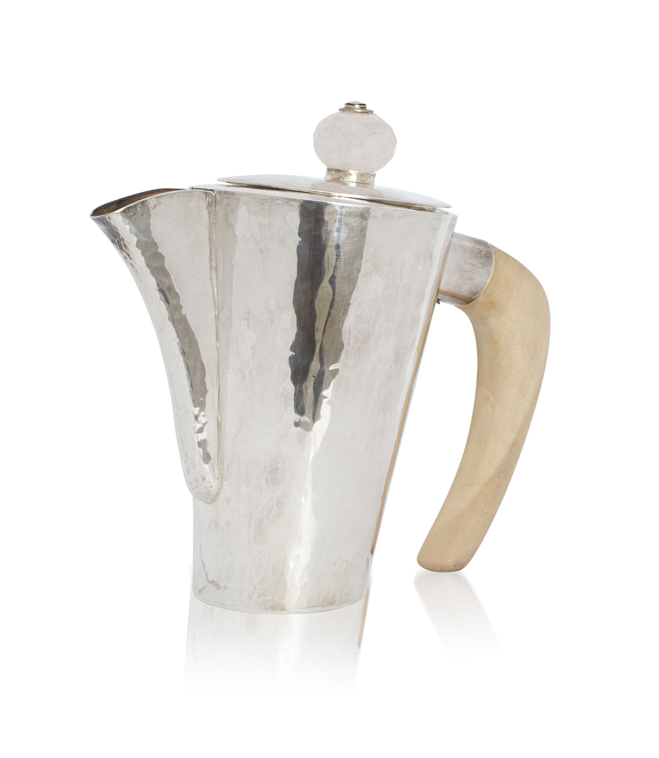 Melkkan zilver